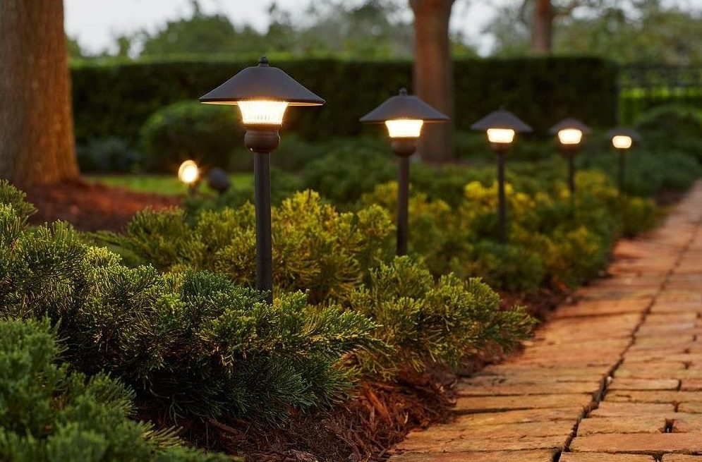 landscape lighting installation richmond kentucky